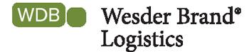 Wesder Brand Logistics